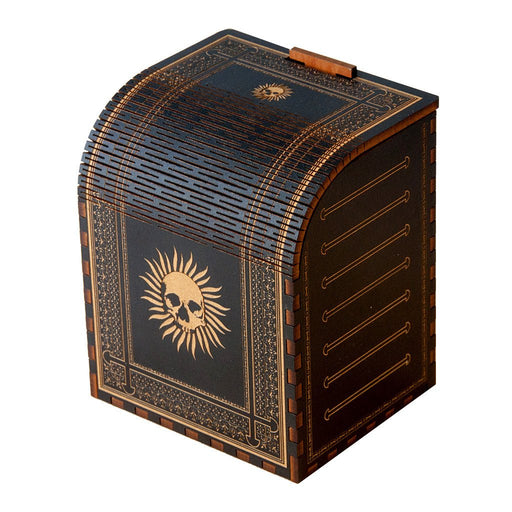 Immortal Codex Deck Box for MtG & DnD | Wizardry Foundry