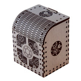 Codex Artificer - Precision Laser Cut Wooden Deck Box