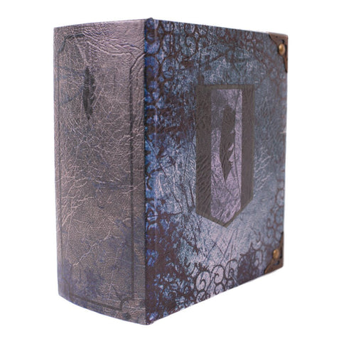 Alpha Edition Grimoire Pro Tour Deck Box for MtG & DnD | Wizardry Foundry