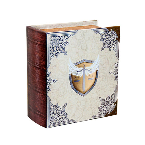 Grimoire Pro Tour Deck Box, Righteous - Store 350+ Standard Size Cards