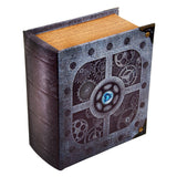 Artificer Grimoire Pro Tour Deck Box for MtG & DnD | Wizardry Foundry