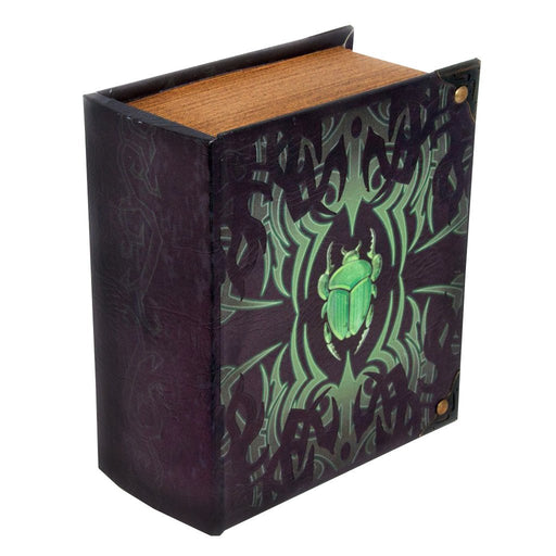 Deathrite Grimoire Pro Tour Deck Box for MtG & DnD | Wizardry Foundry