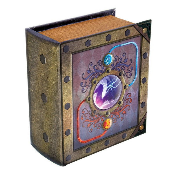 Grimoire Pro Tour Deck Box, Reaction - Store 350+ Standard Size Cards