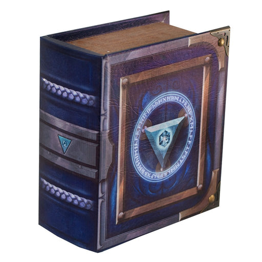 Arbiter Grimoire Pro Tour Deck Box for MtG & DnD | Wizardry Foundry