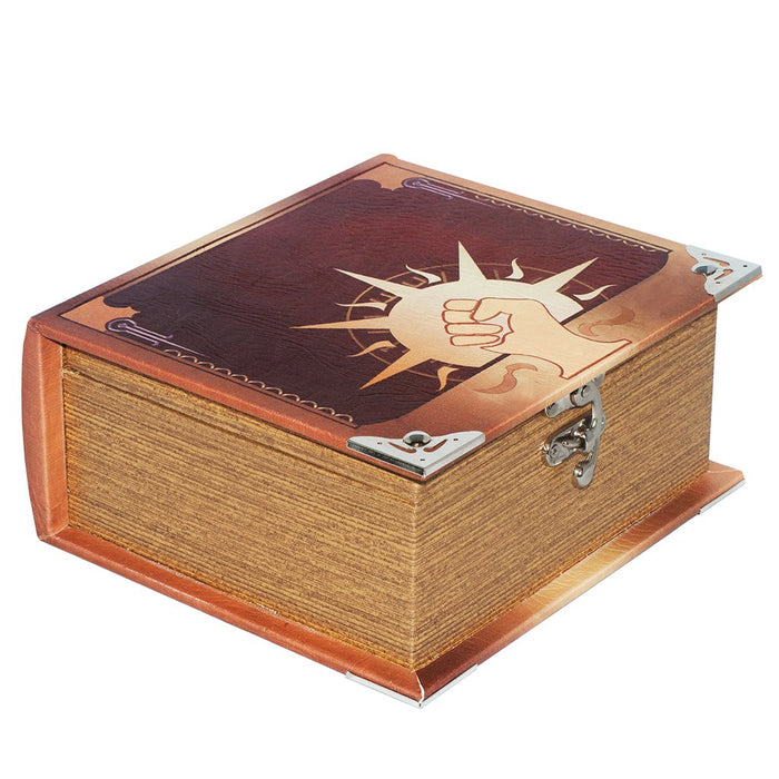 Grimoire Pro Tour Deck Box, Legion - Store 350+ Standard Size Cards