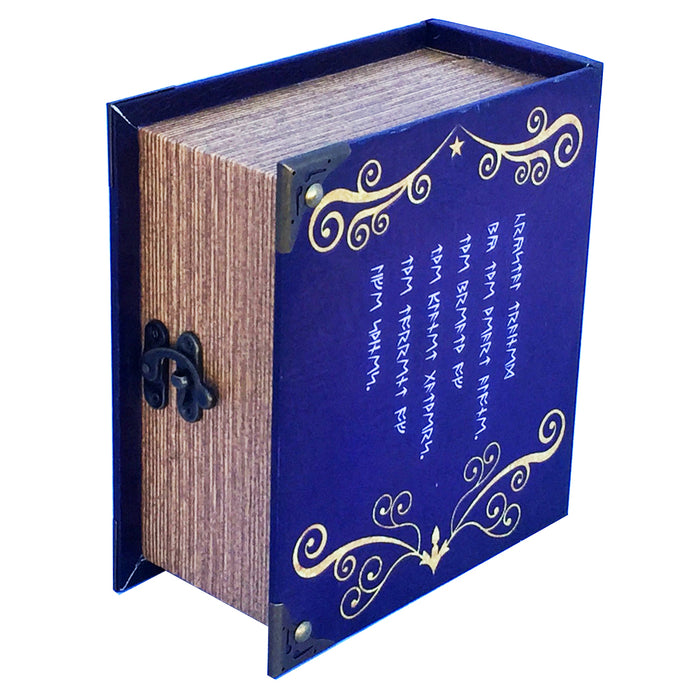 Grimoire Pro Tour Deck Box, Avalon - Store 350+ Standard Size Cards