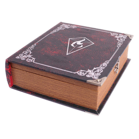 3rd Edition Grimoire Deck Box for MtG & DnD | Wizardry Foundry