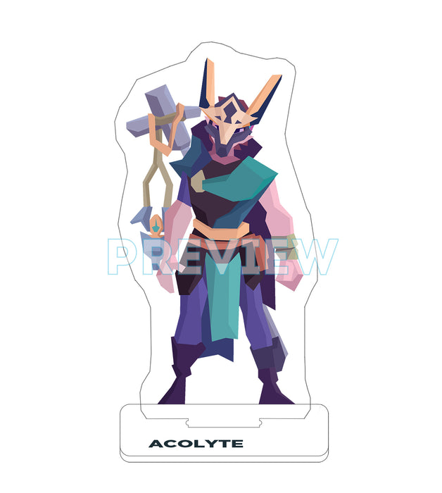 D&D Adventure Series Acrylic Character Stands (Pre-Order)