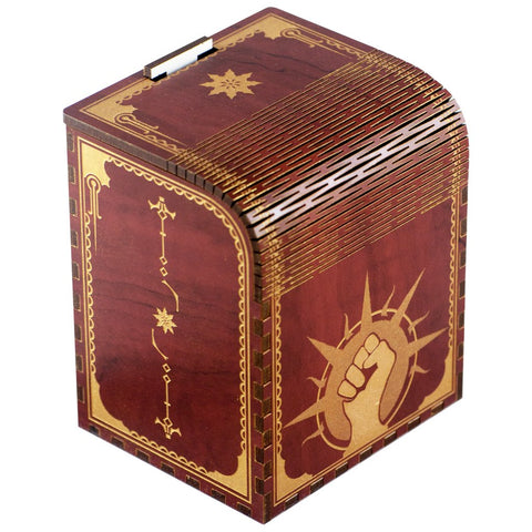 Codex Legion - Precision Laser Cut Wooden Deck Box