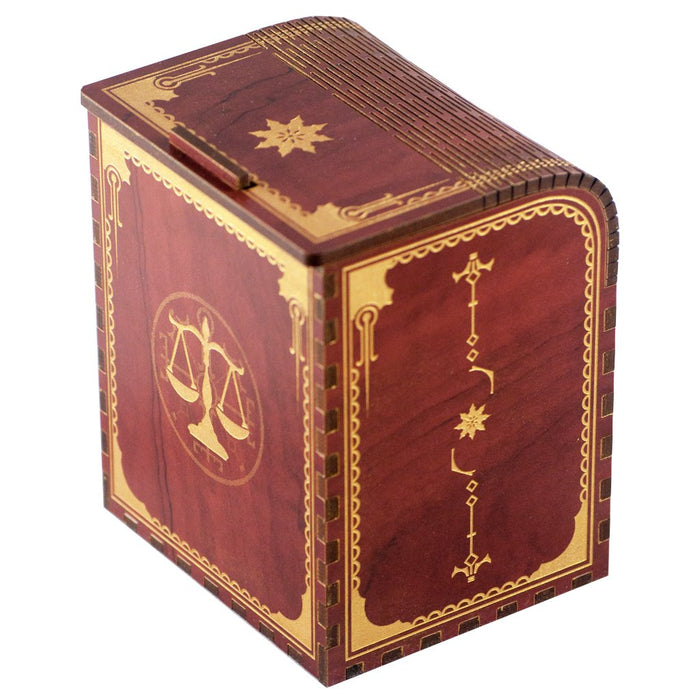 Legion Codex Deck Box for MtG & DnD | Wizardry Foundry