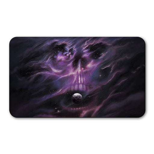 Reaper Nebula by Joseph Zhou, Trading Card Computer Game Play Mat