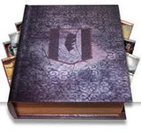 Alpha Edition Grimoire Deck Box for MtG & DnD | Wizardry Foundry