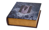 Original Grimoire Deck Box, Alpha Edition for MtG & DnD | Wizardry Foundry