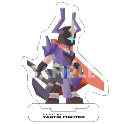 D&D Adventure Series, Barklee - the Tactic Fighter, Acrylic Character Stands