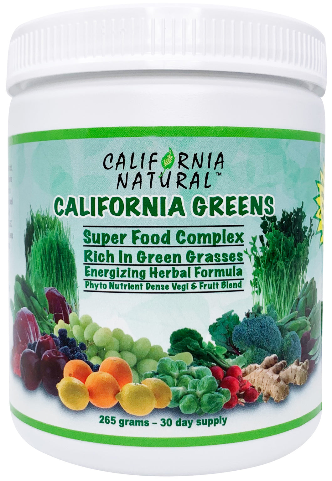 California Greens