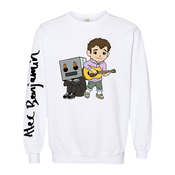 I Built a Friend Crewneck