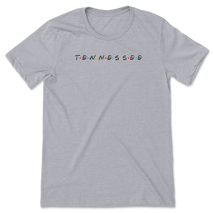 Tennessee Friends Tee