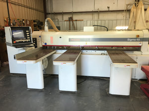 SCM SIGMA 65 beam saw