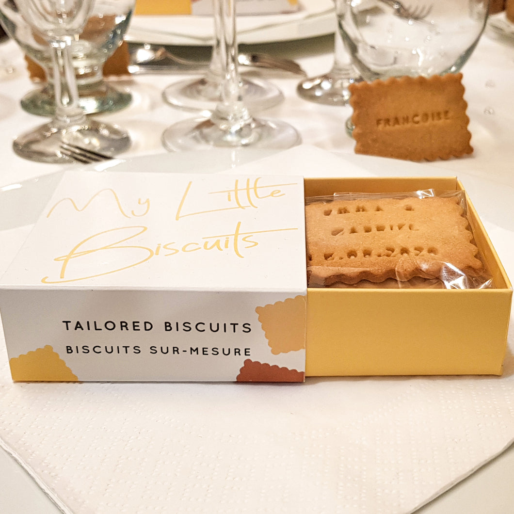 5 Biscuits Samples Box