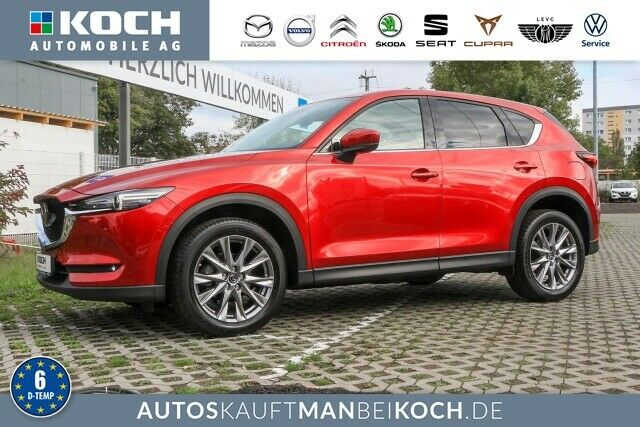 Mazda CX-5 SKY-G 194PS AWD AT Sports Leder ACC LED SD