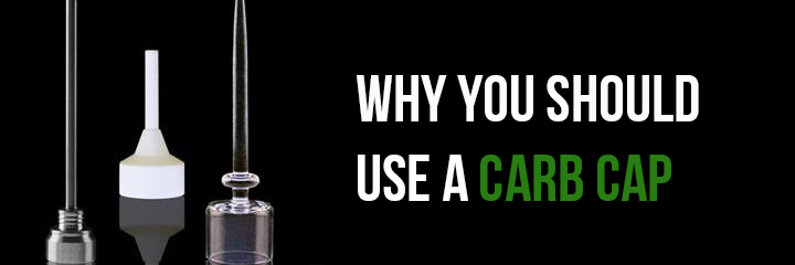 Why You Should Use a Carb Cap