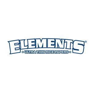 Elements - All Natural Rice Rolling Papers