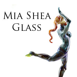 Mia Shea Glass - Heady Glass Bongs and Pendants