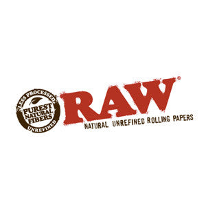 RAW - Organic Hemp Rolling Papers and Cones