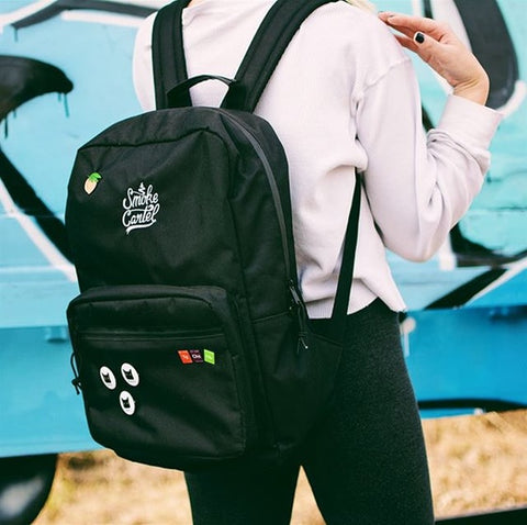 Smoke Cartel Smell Proof Backpack