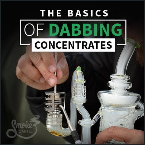 basics of dabbing concentrates