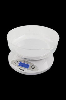 AWS Large Table Digital Scale with Bowl Tray - 11lbs x 0.1oz