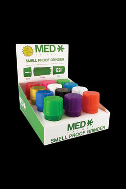 Medtainer Storage Container - 12 Pack