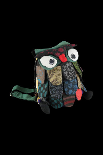 ThreadHeads Cotton Owl Backpack