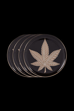 Higher Standards x Jonathan Adler Hashish Coasters