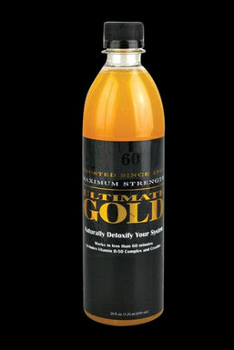Ultimate Gold Detox 20oz Drink