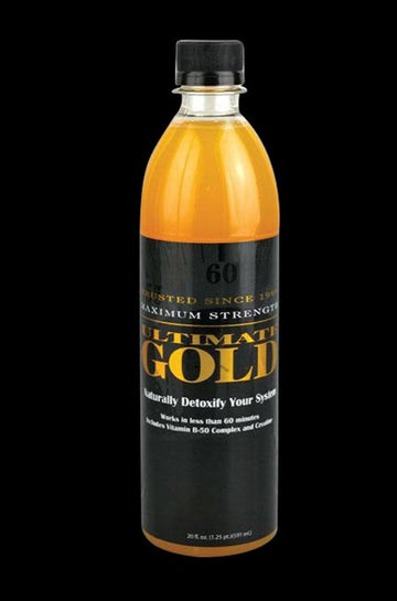 Original - Ultimate Gold Detox 20oz Drink