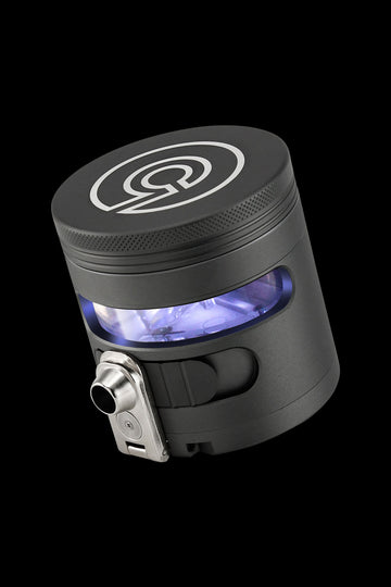 Black - Cloudious 9 Tectonic9 Auto Dispensing Grinder