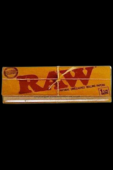 "RAW Classic 1 1/4"" Rolling Papers - Bulk 24 Pack"