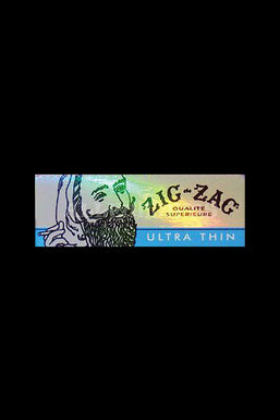 Zig Zag Ultra Thin 1 1/4 Rolling Papers - 24 Pack