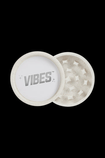 VIBES x Santa Cruz Shredder 2-Piece Hemp Grinder