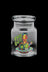 "Large - 420 Science ""Killer Acid, Far Out"" Pop Top Jar"