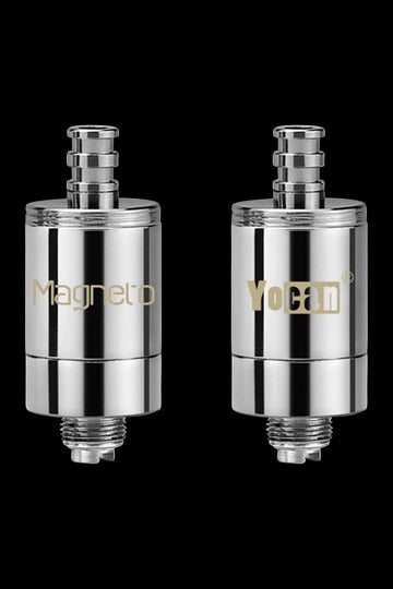 Yocan Magneto Replacement Ceramic Coil & Cap - 5 Pack