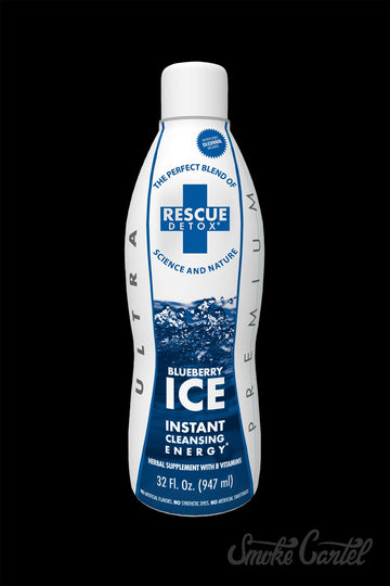 Blue - Rescue Detox ICE 32oz. Health Cleanse Beverage - Applied Sciences - - Rescue Detox ICE 32oz. Health Cleanse Beverage
