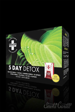 Rescue Detox 5-Day Permanent Cleanser