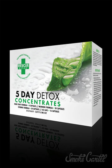 Rescue Detox 5-Day Health Cleanse Concentrates - Applied Sciences - - Rescue Detox 5-Day Health Cleanse Concentrates