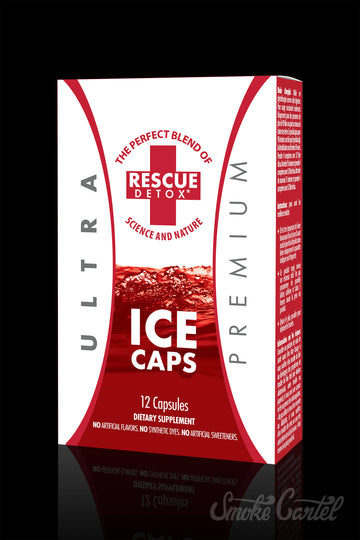 Rescue Detox ICE Health Cleanse Caps - Applied Sciences -  - Rescue Detox ICE Health Cleanse Caps