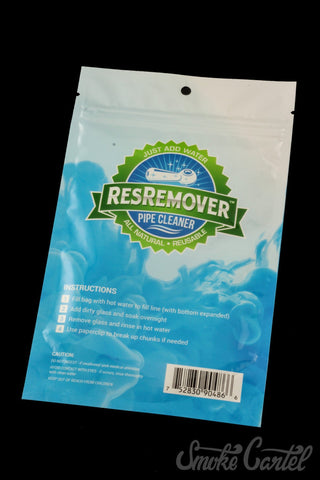 ResRemover Pipe Cleaner Solution -  Just Add Water