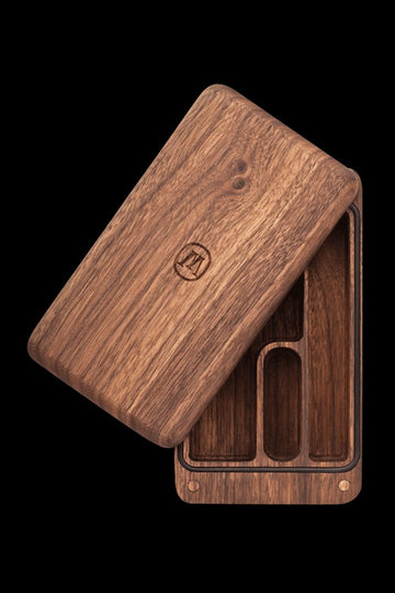 Marley Natural Black Walnut Small Case - Marley Natural Black Walnut Small Case