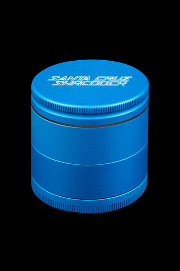 Santa Cruz Shredder Premium Grinder (4-Piece) - Santa Cruz Shredder Premium Grinder (4-Piece)