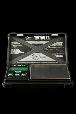 MyWeigh Triton T3 0.01g Capacity Rubberized Scale